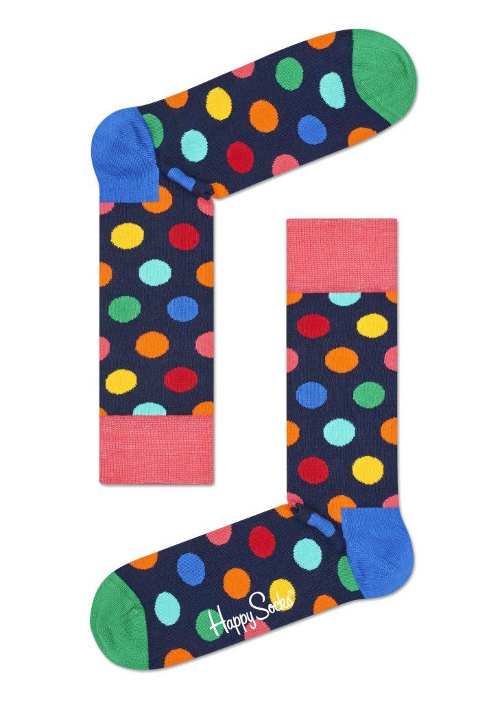 Happy Socks mit Punkten